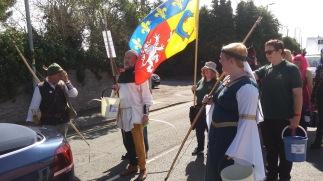 LAC at Ledbury carnival parade