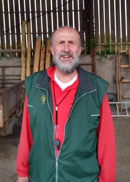 Pete Dobson - Membership Secetary