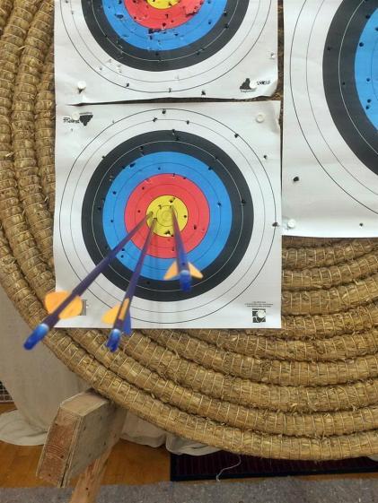 Tarrington 2020 Arrows