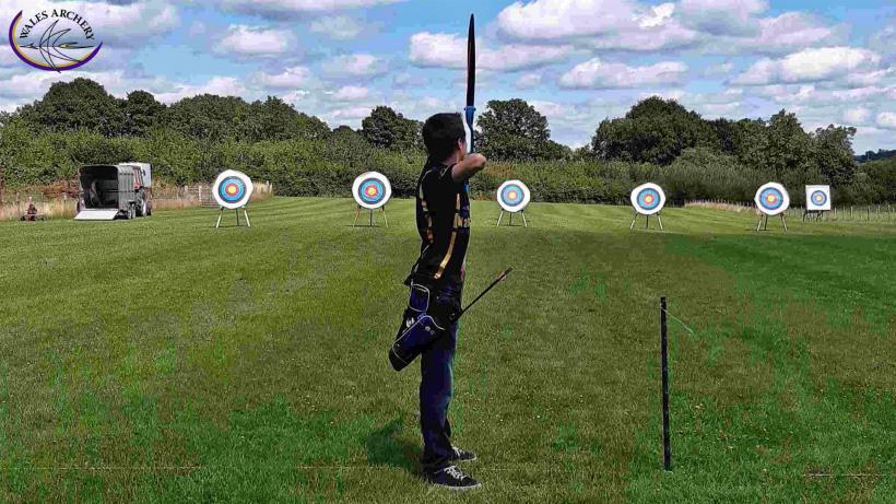 Wales Archery Sponsorship 2 (Large)