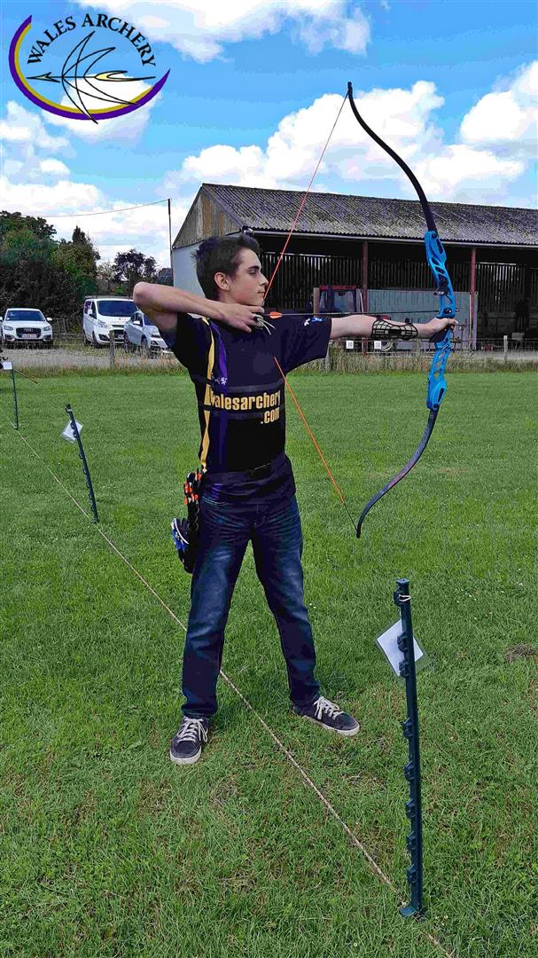 Wales Archery Sponsorship (Large)